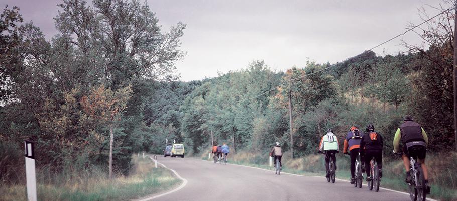 """Dalla prima edizione de """"In Bicicletta sulle vie della Transumanza"""""""